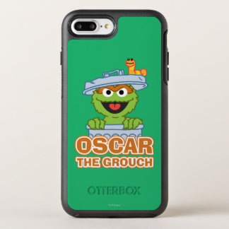 Oscar die Klage-Klassiker-Art OtterBox Symmetry iPhone 7 Plus Hülle