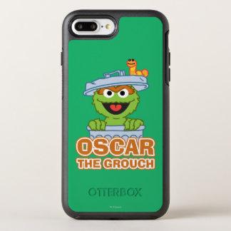 Oscar die Klage-Klassiker-Art OtterBox Symmetry iPhone 8 Plus/7 Plus Hülle