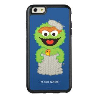 Oscar die Klage-Wolle-Art | addieren Ihren Namen OtterBox iPhone 6/6s Plus Hülle