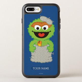 Oscar die Klage-Wolle-Art | addieren Ihren Namen OtterBox Symmetry iPhone 8 Plus/7 Plus Hülle