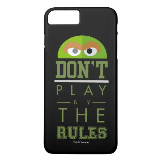 Oscar spielen nicht durch Regeln iPhone 8 Plus/7 Plus Hülle
