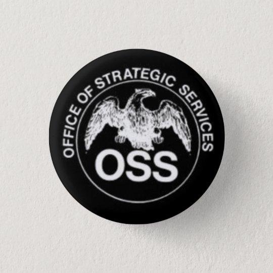 OSS Reversknopf Runder Button 3,2 Cm