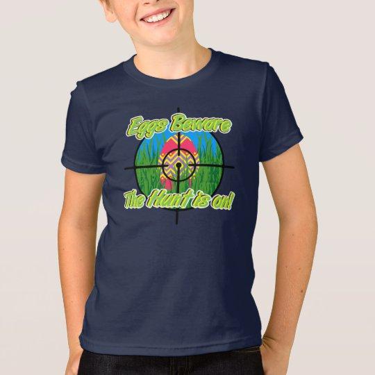 Osterei-Jagd T-Shirt
