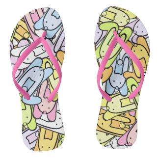 Osterhase Flip Flops