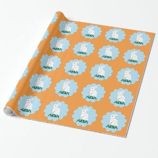 Osterhasen-Packpapier Geschenkpapier
