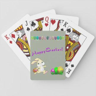 Osterhasen-Spielkarten Pokerkarten