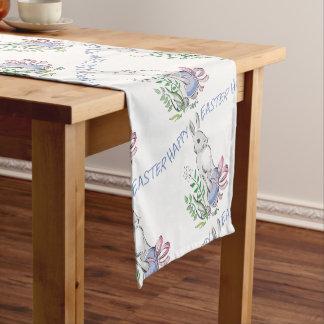 Osterhasen-Tabellen-Läufer Kurzer Tischläufer
