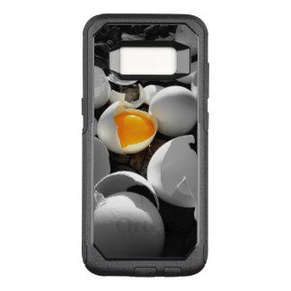"""""""Ostern auf den Felsen"""" Otterfall OtterBox Commuter Samsung Galaxy S8 Hülle"""