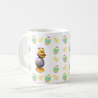 Ostern-Ente Kaffeetasse