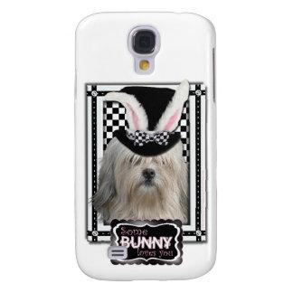 Ostern - etwas Häschen-Lieben Sie - Lowchen Galaxy S4 Hülle