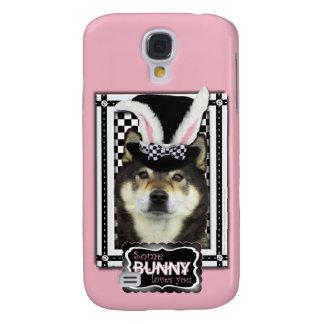 Ostern - etwas Häschen-Lieben Sie - Shiba Inu Galaxy S4 Hülle