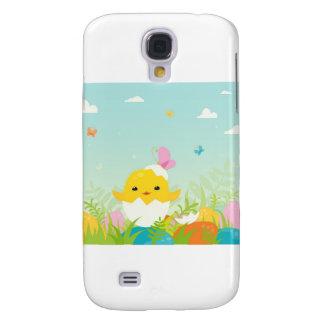 Ostern-Huhncharakter Galaxy S4 Hülle