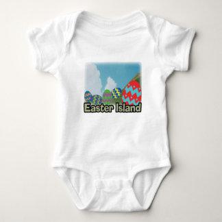 Ostern-Inselbaby wachsen Anzug Baby Strampler
