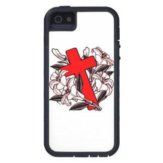 Ostern-Kreuz iPhone 5 Etuis