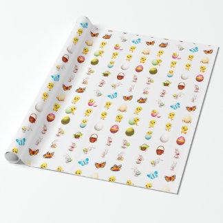 Ostern-Packpapier Geschenkpapier