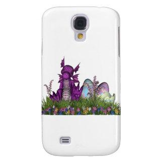 Ostern-Überraschungs-Baby-Drache Galaxy S4 Hülle