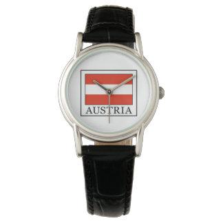 Österreich Armbanduhr