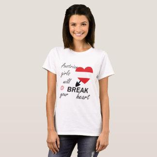 Österreichischer Heartbreaker T-Shirt