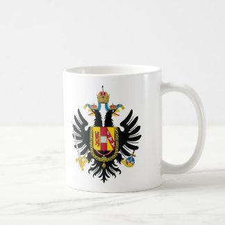 Österreichisches Reich-Wappen (1815) Tasse