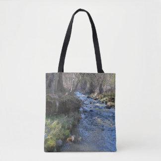 Ostgabel, Hayfork Nebenfluss… Tasche
