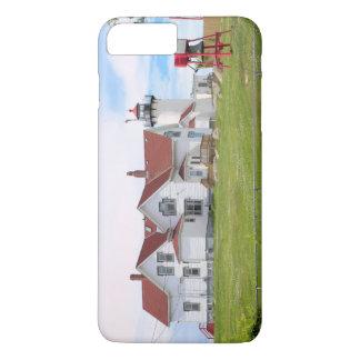 Ostpunkt-Leuchtturm, Gloucester Massachusetts iPhone 8 Plus/7 Plus Hülle