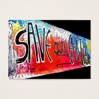 Ostseiten-Galerie, Berliner Mauer, retten unsere Visitenkarte