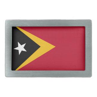 Osttimor-Flagge Rechteckige Gürtelschnallen