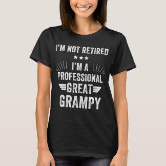ot zog sich mich sind ein berufliches großes T-Shirt