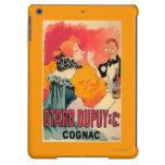 Otard-Dupuy et affiche promotionnelle de cognac de Coque iPad Air