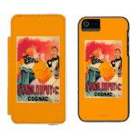 Otard-Dupuy et affiche promotionnelle de cognac de Coque-portefeuille iPhone 5 Incipio Watson™