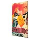 Otard-Dupuy et affiche promotionnelle de cognac de Impression Sur Toile