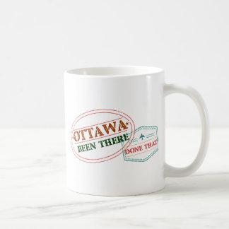 Ottawa dort getan dem kaffeetasse