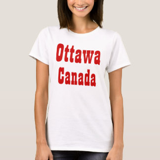 Ottawa Kanada T-Shirt