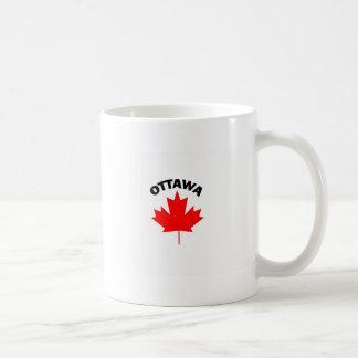 Ottawa, Ontario Kaffeetasse