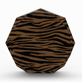 Otter-Brown-Tiger Auszeichnung