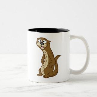 Otter FörsterRick | Reggie Zweifarbige Tasse