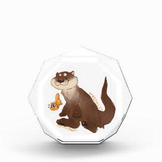 Otter n Goldfisch Auszeichnung