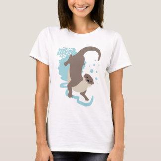 Otter-Shirt T-Shirt