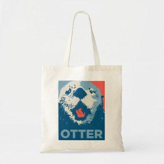 Otter-Tasche Budget Stoffbeutel