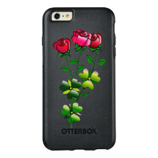 Otterbox Fall mit Rosen-Illustration OtterBox iPhone 6/6s Plus Hülle