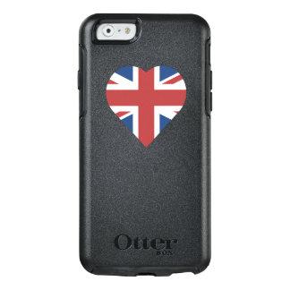 OtterBox Gewerkschafts-Jack-Flaggen-BRITISCHER OtterBox iPhone 6/6s Hülle