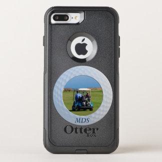 Otterbox Golf-Ball-gerahmtes Foto-Monogramm