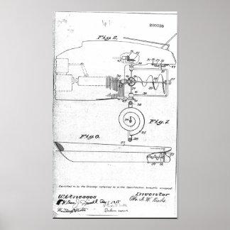 Otto-Patent Poster