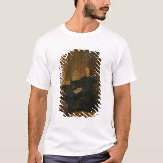 Otto von Bismarck in seiner Studie T-Shirt