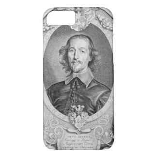 Otto von Guericke (1602-86) von 'Porträt-DES Ho iPhone 8/7 Hülle