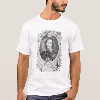 Otto von Guericke (1602-86) von 'Porträt-DES Ho T-Shirt