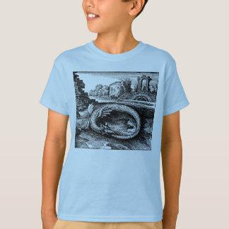 Ouroboros Drache - T-Shirt