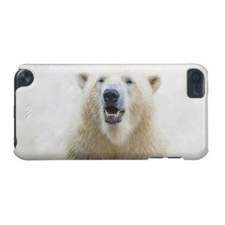 Ours blanc de zoo mignon coque iPod touch 5G