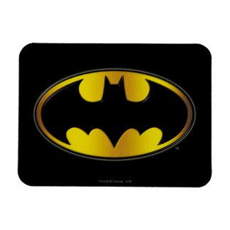 Ovales Steigungs-Logo Batman-Symbol-| Magnete