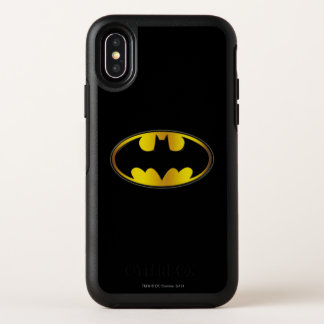 Ovales Steigungs-Logo Batman-Symbol-| OtterBox Symmetry iPhone X Hülle